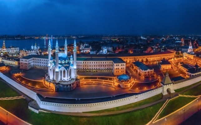 Автотур в Казань на РОЖДЕСТВО